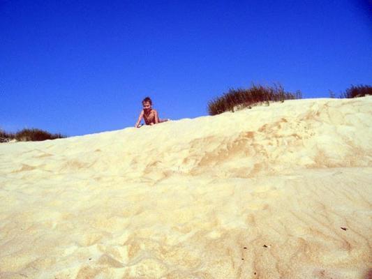 Коста бланка песчаный пляж витязево